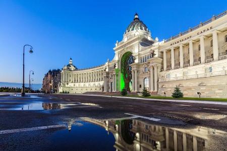 Курьерская служба в Казани